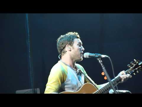 Phillip Phillips - Where We Came From / Shake Ya Ass Cover - Sao Paulo-Brazil 09-19-2013