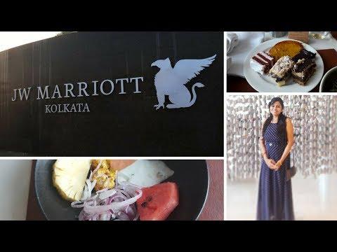JW Marriott Kolkata Review   Buffet Lunch   Kolkata Restaurant Review   Your Life My Life Vlog #1