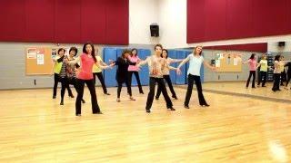 Little Sunshine - Line Dance (Dance & Teach in English & 中文)