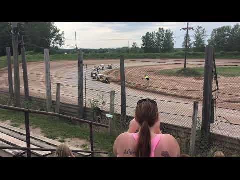 Paradise speedway with preps with carmody  (2019)