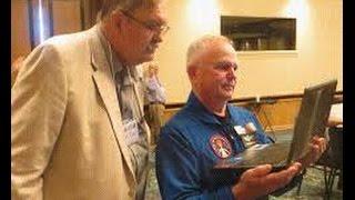 NASA Whistleblower Ken Johnston Special.  Dollie and Thomas LIVE. Mars Moon Space TV
