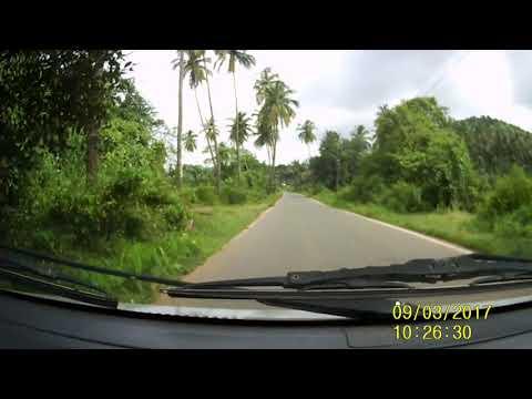 Roads in Goa: Sanvordem - Shiroda - Borim