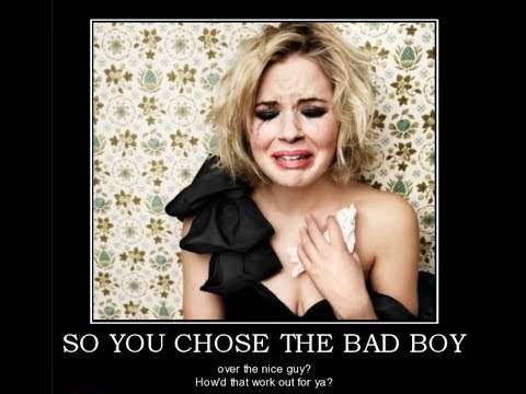 MGTOW Lured By The Bad Boy.......