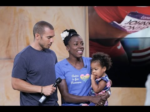 Alysia Montano on stumble at U.S. Olympic track trials