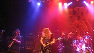 Saxon - 747 (Strangers in the Night) (live @ The Phoenix, Toronto 15/09/2013)
