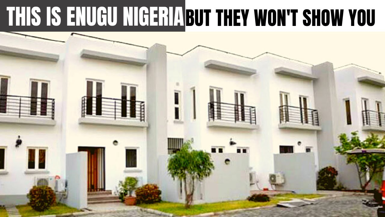 Download This is ENUGU Nigeria They Don't Show You