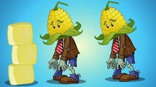 Plants vs. Zombies 2 - BUTTER LOAD!
