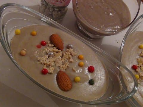 recette-crème-dessert-sorgho/droô-légère-et-delicieuse