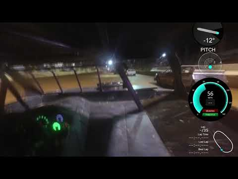 Cherokee Speedway 9-22-18 Seca Crate Sportsman 110 Motorsports