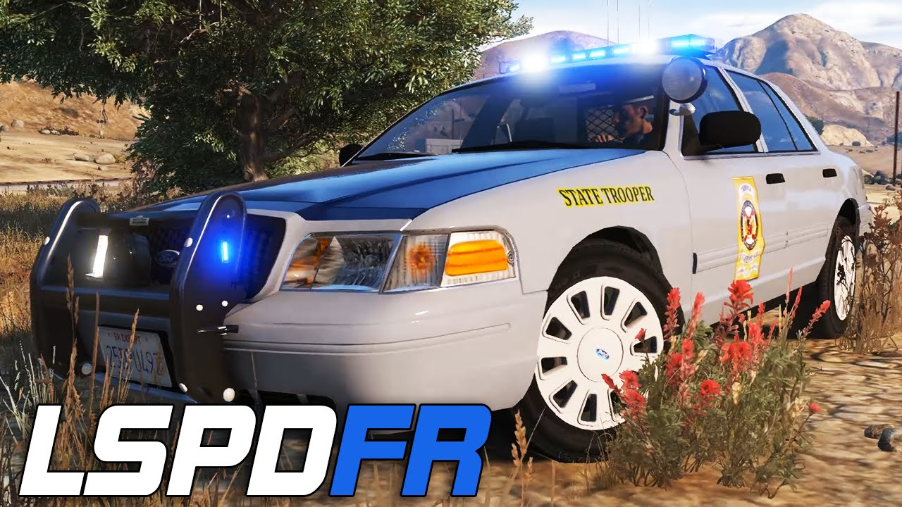 2016 Ford Crown Victoria >> LSPDFR #107 - Alabama State Police! - YouTube