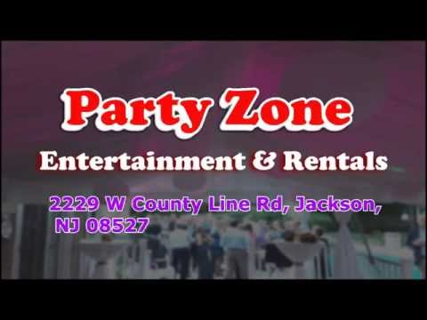 Party Zone Entertainment & Rentals - Customer Reviews - Party Rentals in Jackson NJ