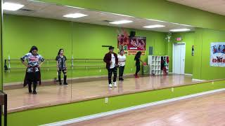 PFC lLovers and Friends Choreo Workshop