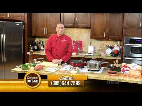 """Cocinando con Don Davis"" - Programa completo - 22 de octubre de 2014"