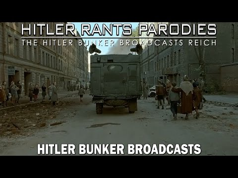 Hitler Bunker Broadcasts