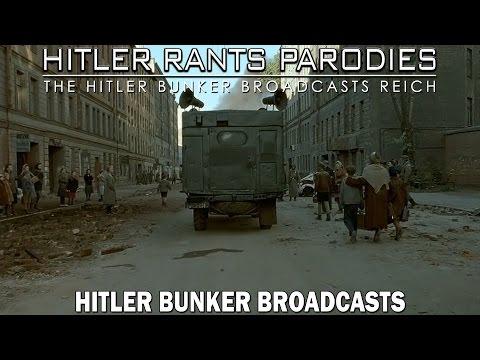 Hitler Bunker Broadcasts