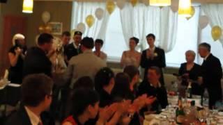 Очень Интересная Свадьба Рустама и Лейсан