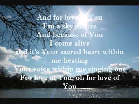 For Love of You (Audrey Assad)