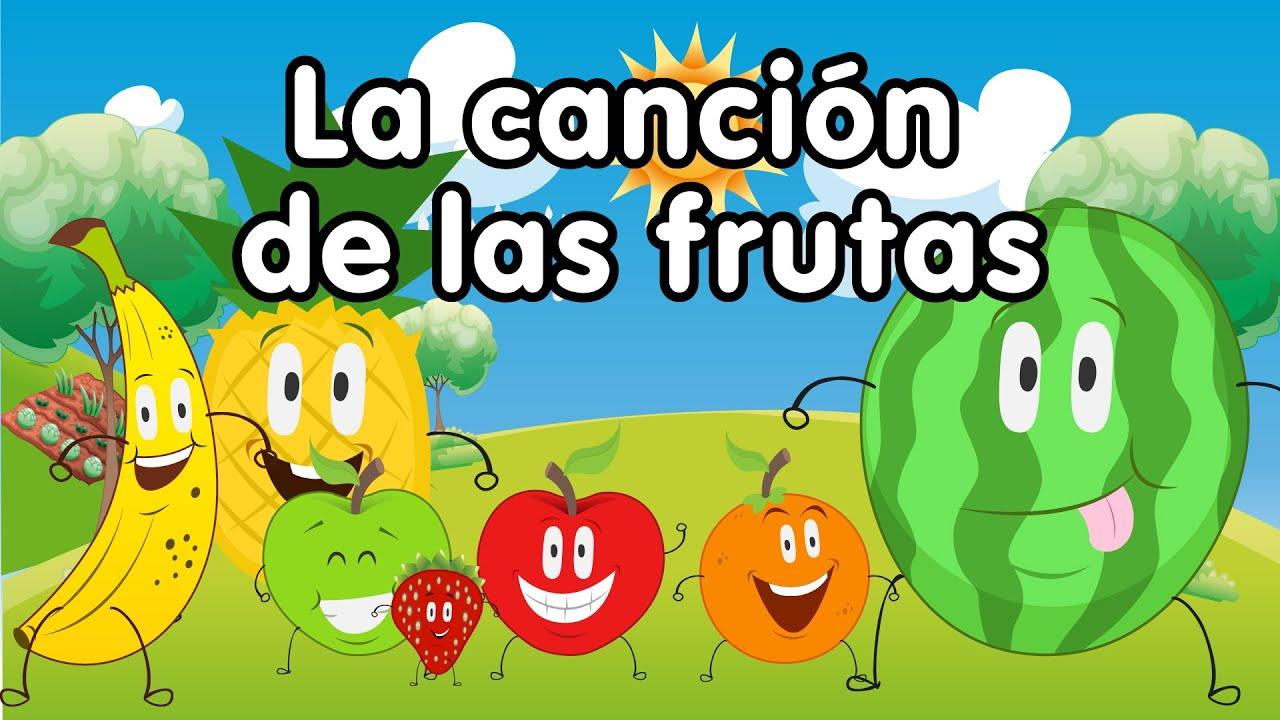 Cancion de las frutas doremila youtube for Nombres de arboles en ingles