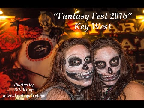 Fantasy Fest 2016 Photo Slide Show