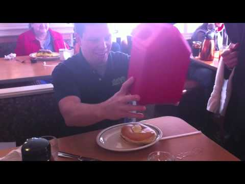 Ritchie Powersports and WIVK Pancake Video