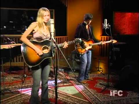 Aimee Mann -- Save Me (Live on the Henry Rollins Show)
