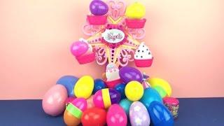 Мій Маленький Поні МЛП Дора дослідник, сюрприз яйця Glitzi глобуси іграшки відео Дарчиняну Сорпреса