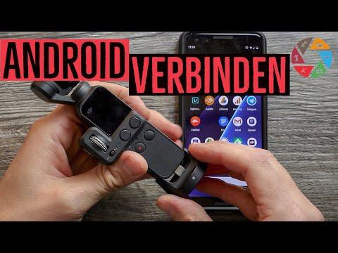 DJI Osmo Pocket Wireless-Modul mit Android verbinden: So klappt's !