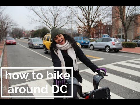 How to Bike Around DC For $7 [Washington DC]