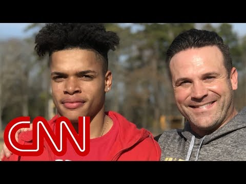Coach invites homeless player to live with his family