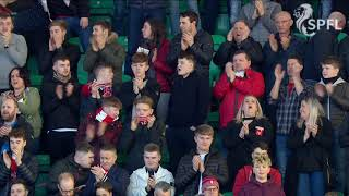 Hibernian pay touching tribute to Liam Miller