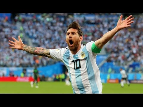 Messi: Los 65 goles en la Selección Argentina