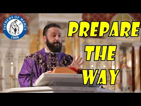 Prepare the Wilderness of Your Heart