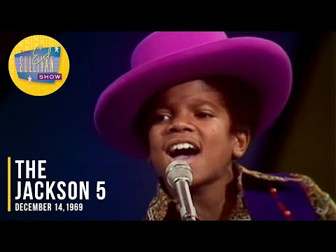 """Download The Jackson 5 """"Who's Loving You"""" on The Ed Sullivan Show"""