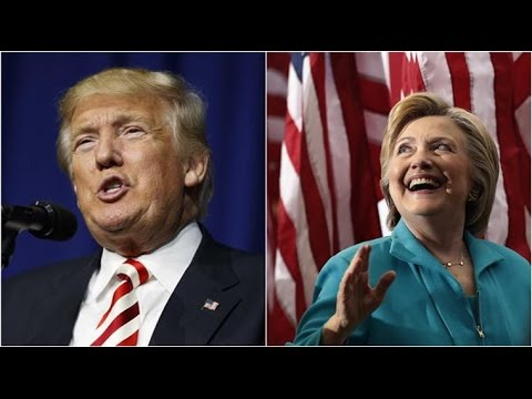 US Presidential Elections 2016: Donald Trump Ahead In Early Leads