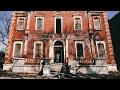Built 1859 Abandoned James Clemens Mansion St. Louis (Mark Twain's Uncle)