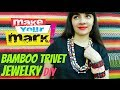 How to: Bamboo Trivet Jewelry DIY