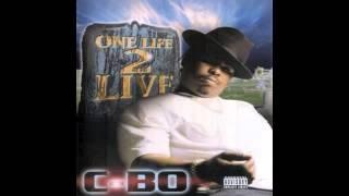 C-Bo - 3 Gangsta feat. Lunasicc & Maniac - One Life 2 Live