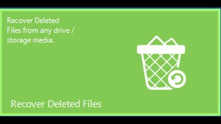 Recover Deleted Files from PC/Laptop using Remo Reovery 4.0[2015]