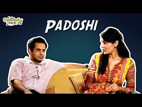 PADOSHI   THE COMEDY FACTORY