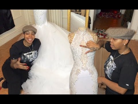 wedding-dress-review-/-diy---easy-&-simple!
