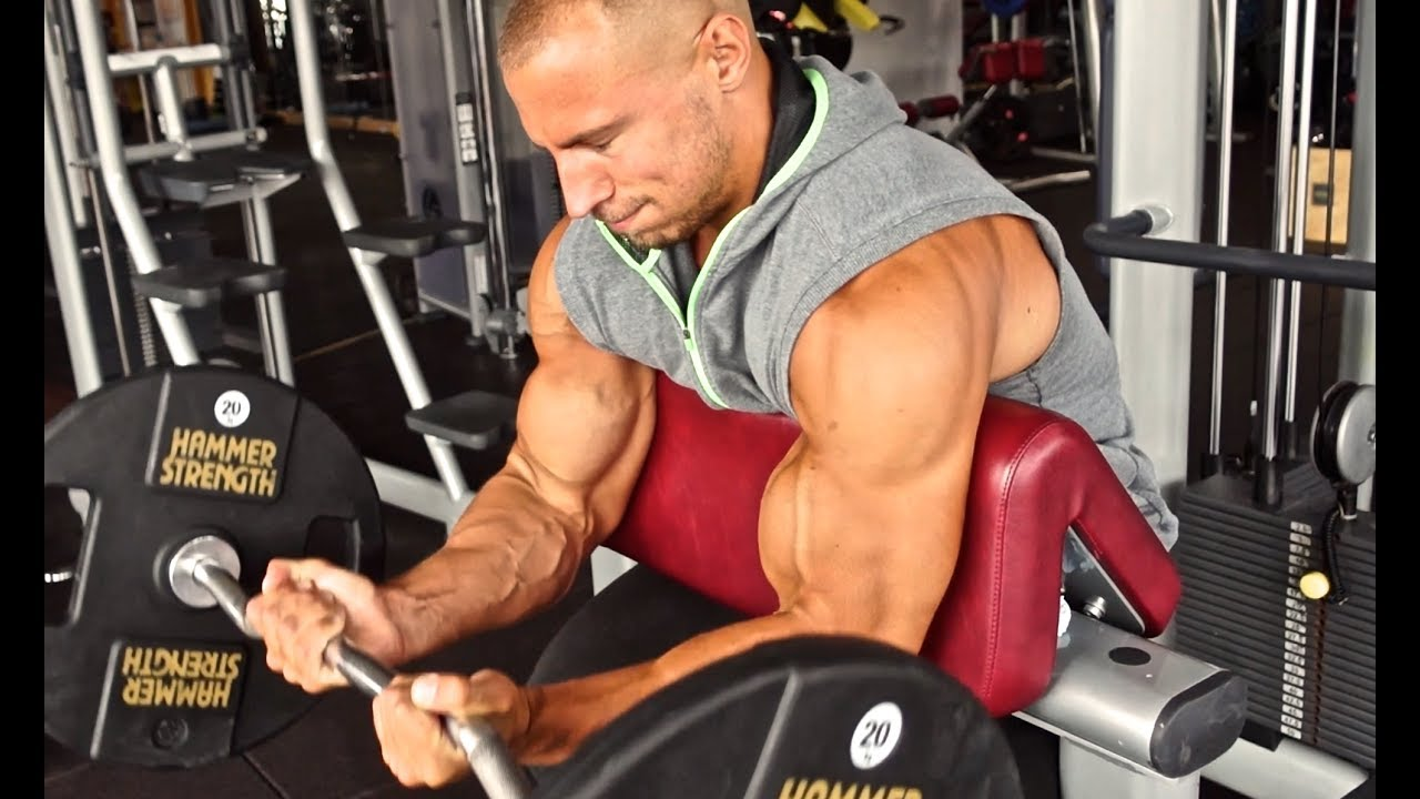 Get Stronger Arms - Biceps & Triceps Training (Push/Pull/Legs)