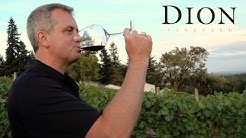 Kevin Johnson, Winemaker, Dion Vineyard & Wine Tasting Room, Willamette Valley, OR