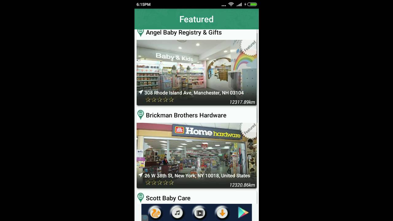 Store Finder Store Finder Android Full Application