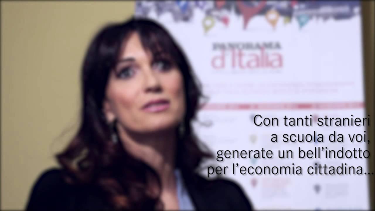 """Francesca Romana Memoli: """"Vi racconto l'Accademia Italiana"""""""