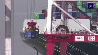 تحسن التجارة الصينية رغم الحرب التجارية مع الولايات المتحدة - (10-6-2019)