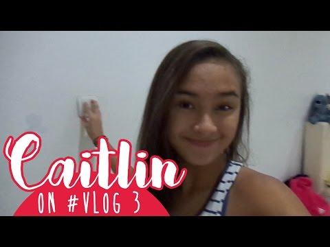 Caitlin On #VLOG 3 - Beuuuh, Langsung Terang Cuy!