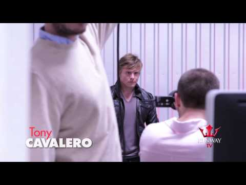 RUNWAY  Tony Cavalero  WINTER 2013  2014