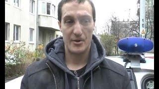 Калининградец ударил топором водителя, требующего уступить дорогу