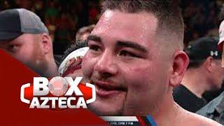 Box Azteca | Entrevista a Andy Ruiz, tras su triunfo ante Anthony Joshua