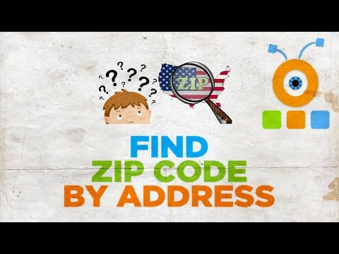 How To Find Zip Code By Address